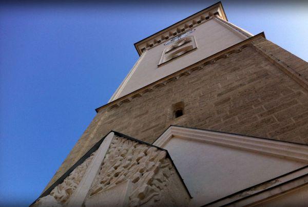 Campanile di St. Jakob a Villach