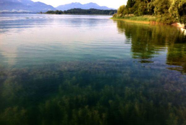 Il lago Chiemsee