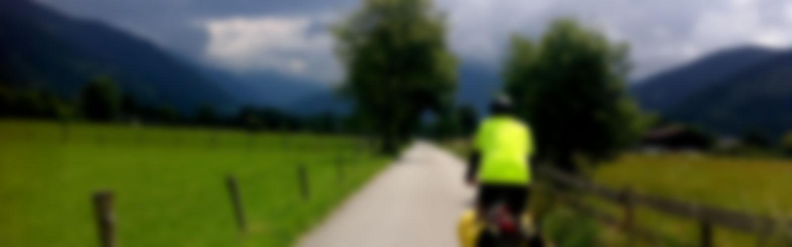 Alla ricerca di una ciclovia per Taxenbach.