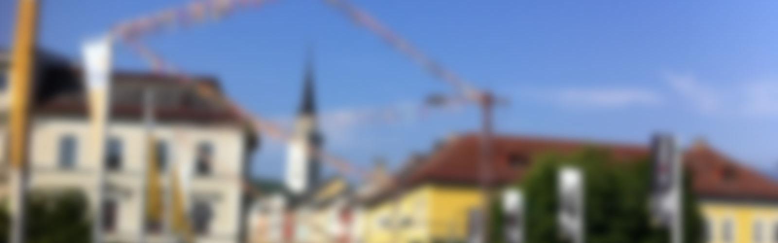 In treno e bici verso la Baviera. Prima tappa: Villach.