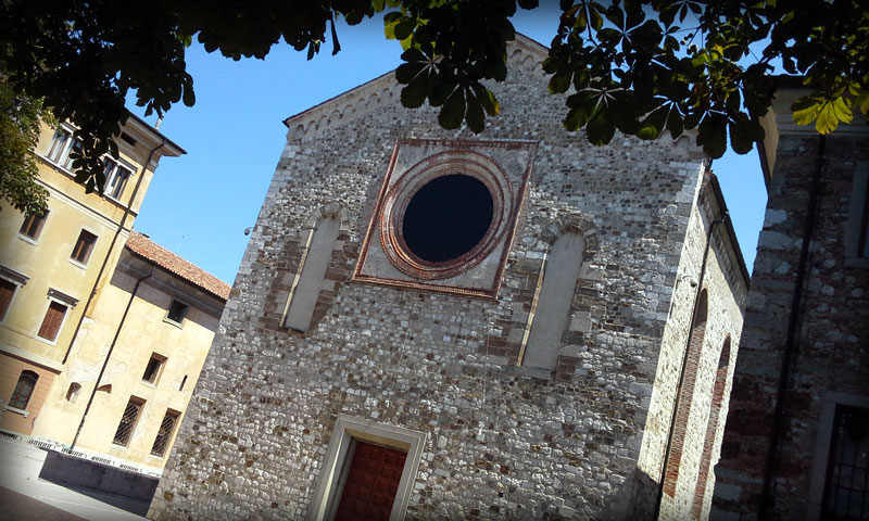 Chiesa di San Francesco, Udine