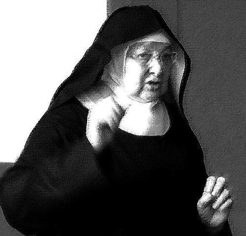 Frau Scholastica