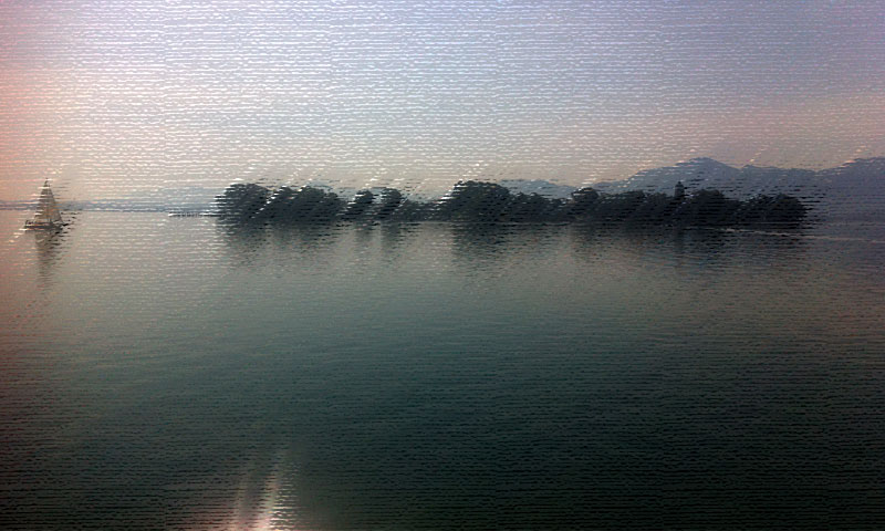 Fraueninsel from Chiemsee