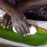 Escursioni didattiche, baton de manioc e macabo