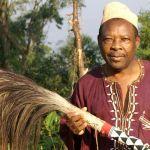 31 dicembre 2005. Al caldo. A Bafoussam. In Camerun