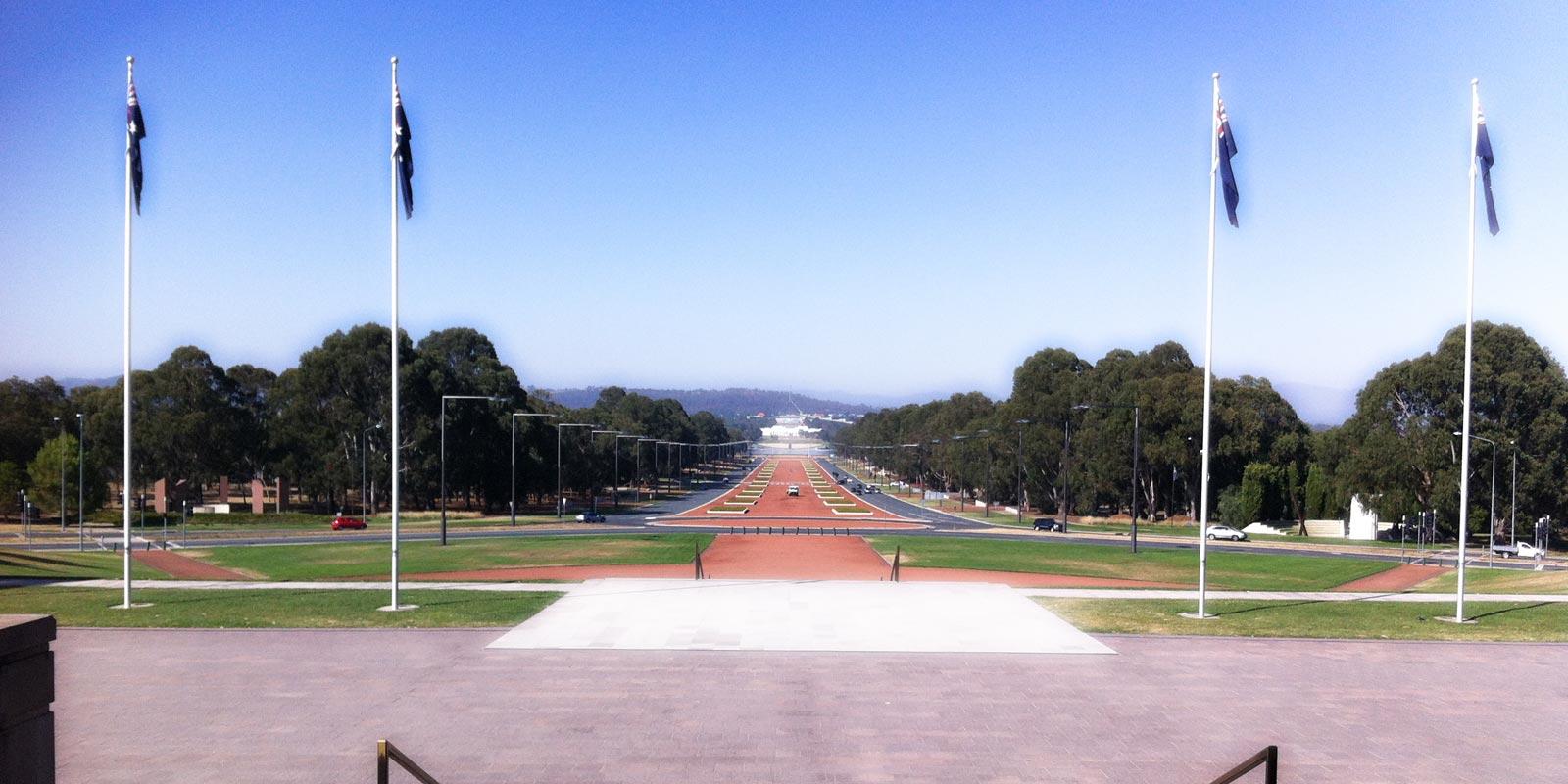 Canberra: una città costruita a tavolino nella terra dei Ngunnawal